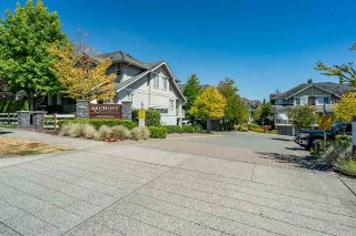 """Photo 1: 23 6568 193B Street in Surrey: Clayton Townhouse for sale in """"Belmont at Southlands"""" (Cloverdale)  : MLS®# R2483175"""