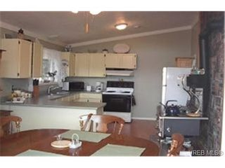Photo 6: 6672 East Sooke Rd in SOOKE: Sk East Sooke House for sale (Sooke)  : MLS®# 333094