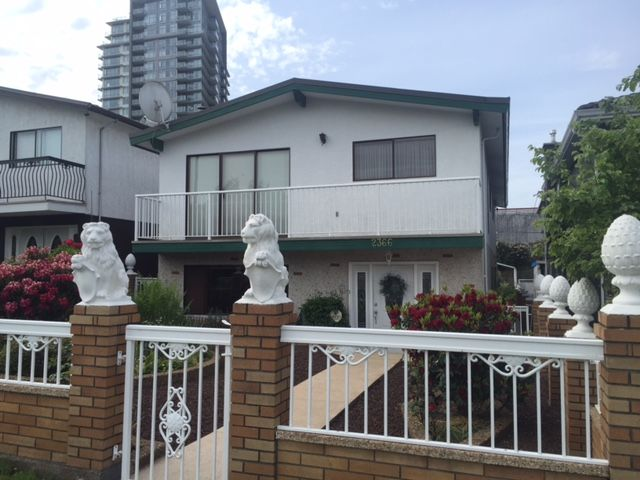 Photo 2: Photos: 2366 Galt Street in Vancouver: House for sale (Vancouver East)