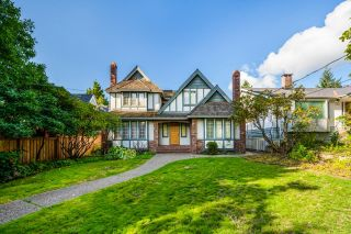 Main Photo: 6425 VINE Street in Vancouver: Kerrisdale House for sale (Vancouver West)  : MLS®# R2628366