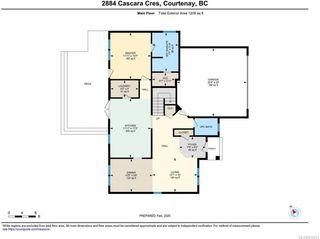 Photo 14: 2884 Cascara Cres in COURTENAY: CV Courtenay East House for sale (Comox Valley)  : MLS®# 834533
