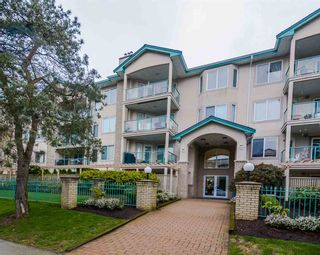 """Photo 1: 407 20443 53 Avenue in Langley: Langley City Condo for sale in """"COUNTRY SIDE ESTATES"""" : MLS®# R2150486"""
