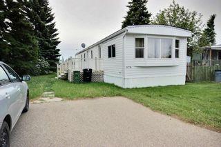 Photo 1: 578 Evergreen Street in Edmonton: Zone 51 Mobile for sale : MLS®# E4248110