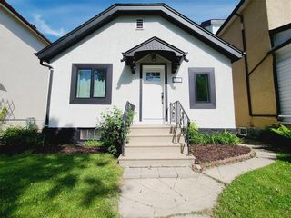 Photo 1: 621 Agnes Street in Winnipeg: West End Residential for sale (5A)  : MLS®# 202112301