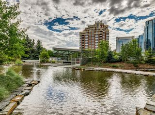 Photo 43: 407 738 1 Avenue SW in Calgary: Eau Claire Apartment for sale : MLS®# A1124073