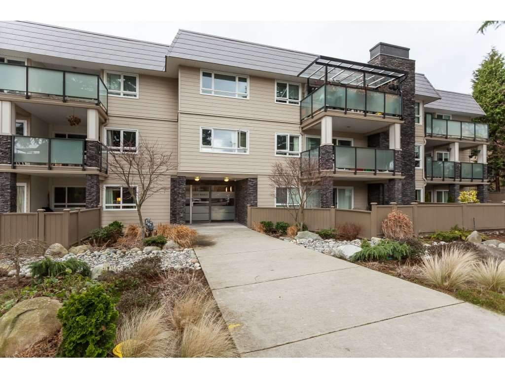 Main Photo: 102 1371 FOSTER STREET: White Rock Condo for sale (South Surrey White Rock)  : MLS®# R2430848