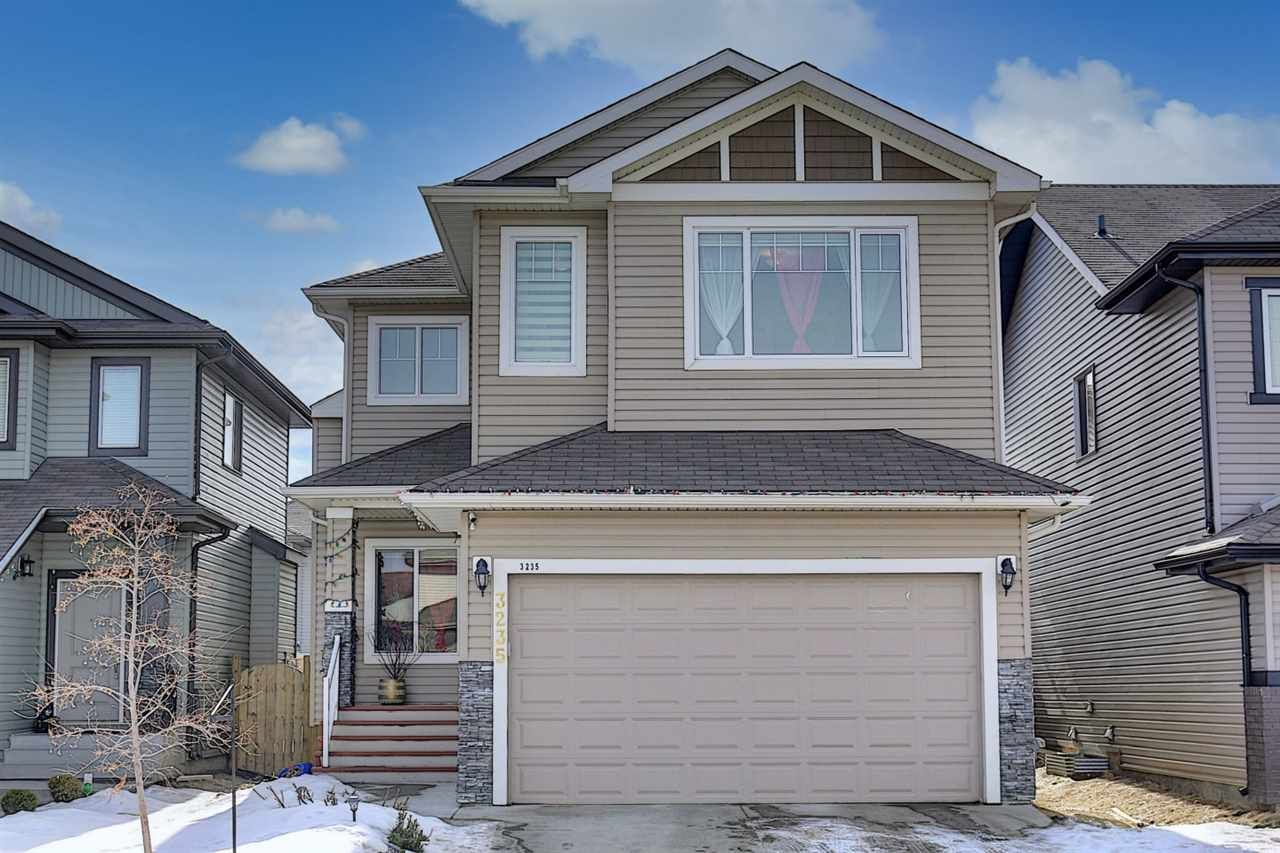Main Photo: 3235 16 Avenue in Edmonton: Zone 30 House for sale : MLS®# E4235299