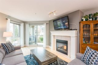 """Photo 1: 203 3172 GLADWIN Road in Abbotsford: Central Abbotsford Condo for sale in """"REGENCY PARK"""" : MLS®# R2462115"""