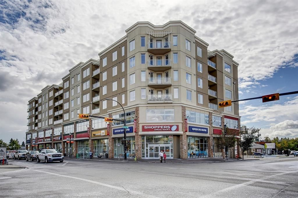 Main Photo: 612 3410 20 Street SW in Calgary: South Calgary Apartment for sale : MLS®# A1105787