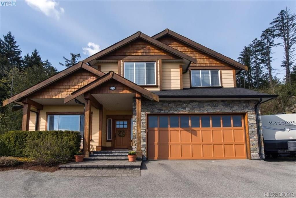 Main Photo: 630 Granrose Terr in VICTORIA: Co Latoria House for sale (Colwood)  : MLS®# 783845
