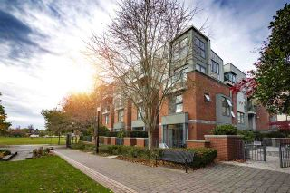 """Photo 1: 108 2688 VINE Street in Vancouver: Kitsilano Townhouse for sale in """"TREO"""" (Vancouver West)  : MLS®# R2318408"""