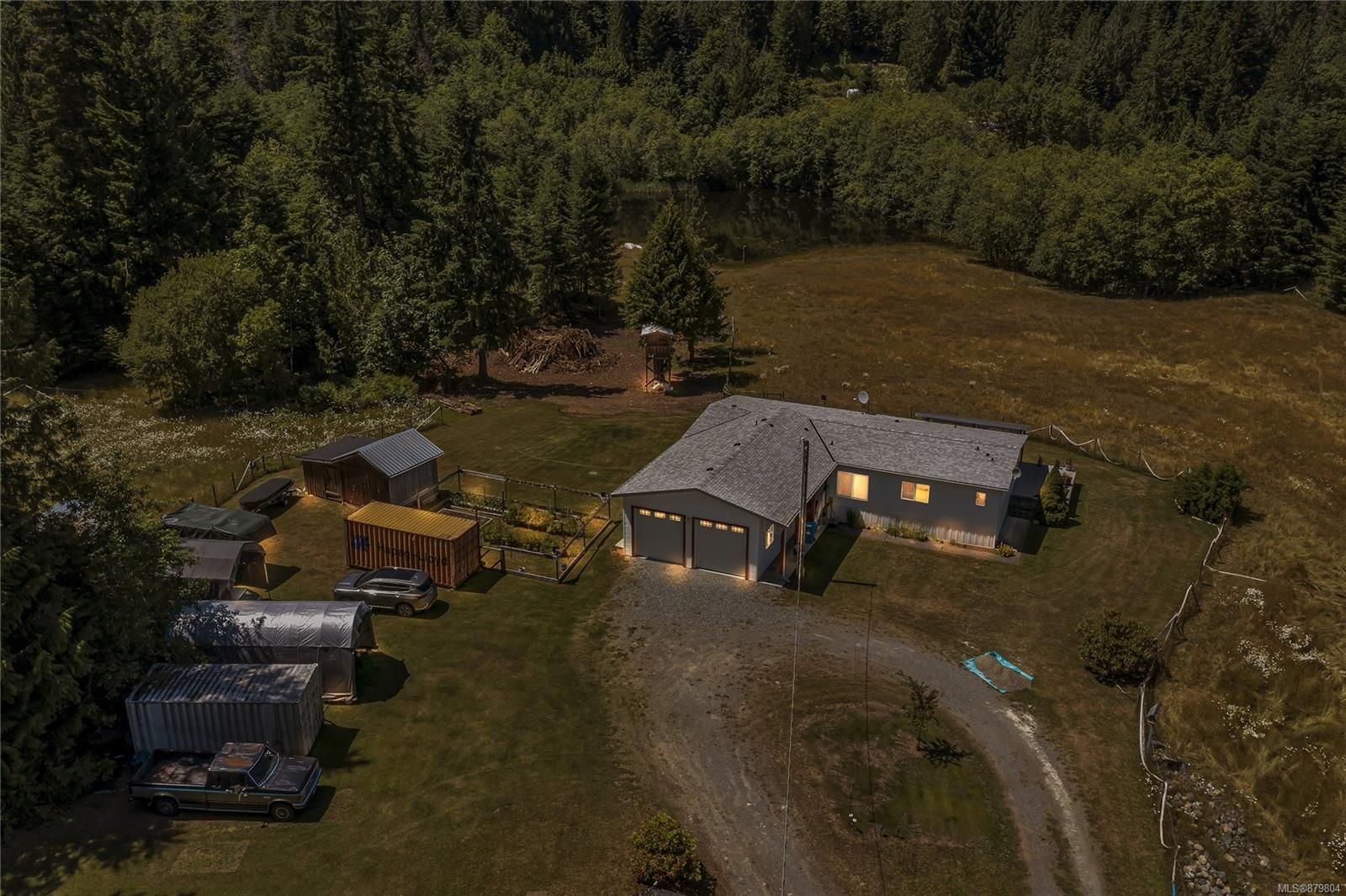 Photo 8: Photos: 3596 Riverside Rd in : ML Cobble Hill Manufactured Home for sale (Malahat & Area)  : MLS®# 879804