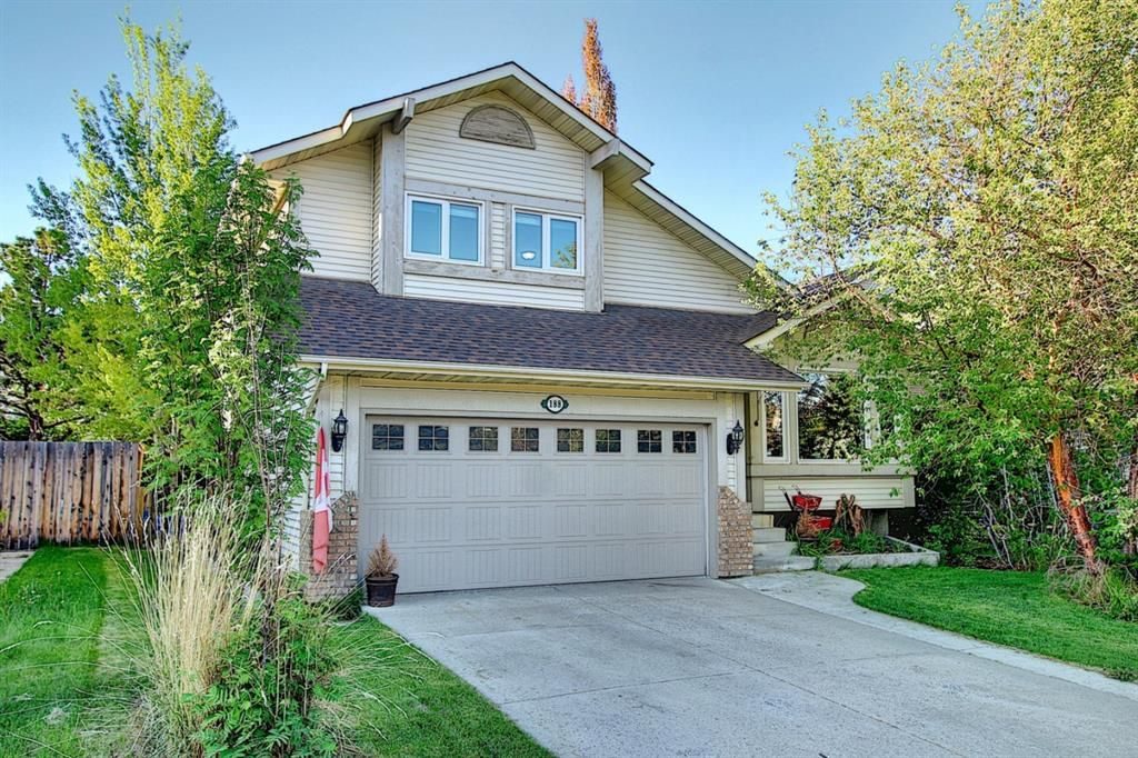 Main Photo: 188 Millrise Drive SW in Calgary: Millrise Detached for sale : MLS®# A1115964