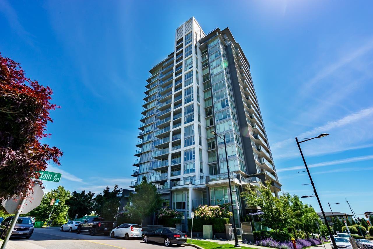 """Main Photo: 505 958 RIDGEWAY Avenue in Coquitlam: Coquitlam West Condo for sale in """"THE AUSTIN"""" : MLS®# R2598633"""