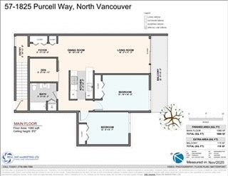 "Photo 24: 57 1825 PURCELL Way in North Vancouver: Lynnmour Townhouse for sale in ""Lynnmour South"" : MLS®# R2515943"