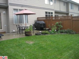 """Photo 10: 20 7543 MORROW Road: Agassiz Townhouse for sale in """"TANGLEBERRY LANE"""" : MLS®# H1104392"""