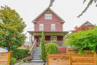 """Main Photo: 869 W 17TH Avenue in Vancouver: Cambie House for sale in """"Douglas Park"""" (Vancouver West)  : MLS®# R2620033"""