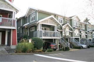 "Photo 1: 86 15168 36 Avenue in Surrey: Morgan Creek Townhouse for sale in ""Solay"" (South Surrey White Rock)  : MLS®# R2321918"
