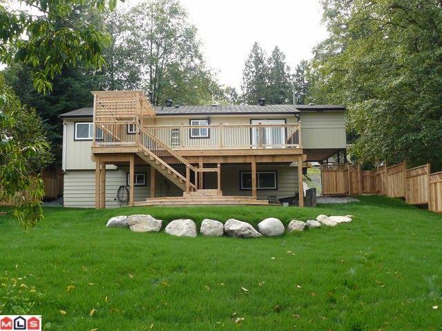 Main Photo: 12231 100A Avenue in Surrey: Cedar Hills House for sale (North Surrey)  : MLS®# F1023832