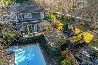 """Photo 34: 1651 MATTHEWS Avenue in Vancouver: Shaughnessy House for sale in """"First Shaughnessy"""" (Vancouver West)  : MLS®# R2613414"""