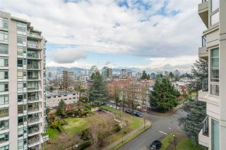"Photo 35: 802 1316 W 11 Avenue in Vancouver: Fairview VW Condo for sale in ""THE COMPTON"" (Vancouver West)  : MLS®# R2542434"