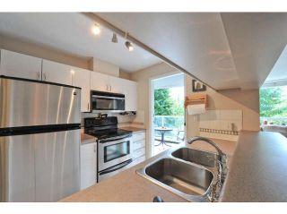 "Photo 2: 205 8450 JELLICOE Street in Vancouver: Fraserview VE Condo for sale in ""THE BOARDWALK"" (Vancouver East)  : MLS®# V1087138"