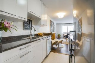 Photo 3: 308 505 NINTH STREET in New Westminster: Uptown NW Condo for sale : MLS®# R2557005
