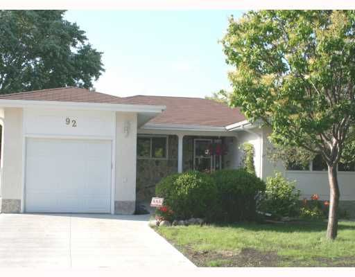 Main Photo:  in WINNIPEG: Fort Garry / Whyte Ridge / St Norbert Residential for sale (South Winnipeg)  : MLS®# 2913689