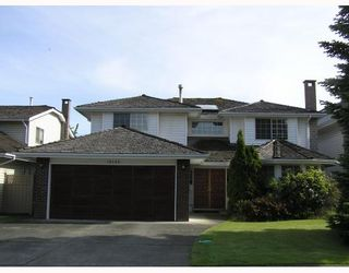 Photo 1: 10540 ATHABASCA Drive in Richmond: McNair House for sale : MLS®# V771050