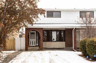Photo 1: 7315 83 Avenue in Edmonton: Zone 18 House Half Duplex for sale : MLS®# E4225626