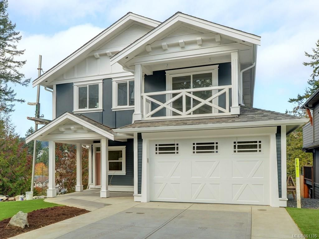 Photo is of similar home by the builder and not exact photo of home being sold.