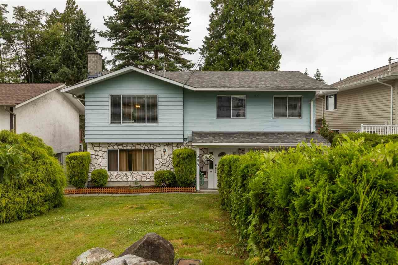 Main Photo: 14073 113A Avenue in Surrey: Bolivar Heights House for sale (North Surrey)  : MLS®# R2485049