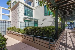 Photo 4: DOWNTOWN Condo for rent : 2 bedrooms : 1285 Pacific Highway ##102 in San Diego