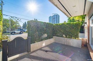 """Photo 18: 1 5655 CHAFFEY Avenue in Burnaby: Central Park BS Condo for sale in """"TOWNIE WALK"""" (Burnaby South)  : MLS®# R2615773"""