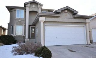 Photo 1: 48 Chadwick Crescent in Winnipeg: Canterbury Park Residential for sale (3M)  : MLS®# 1807939