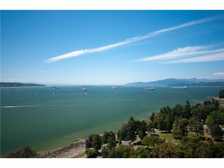 """Photo 13: # 901 2055 PENDRELL ST in Vancouver: West End VW Condo for sale in """"PANORAMA PLACE"""" (Vancouver West)  : MLS®# V911013"""