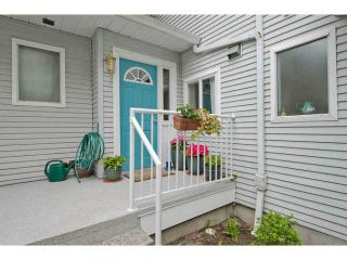 Photo 1: 3757 FRASER Street in Vancouver: Fraser VE Townhouse for sale (Vancouver East)  : MLS®# V1060981
