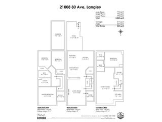 """Photo 39: 21008 80 Avenue in Langley: Willoughby Heights Condo for sale in """"KINGSBURY AT YORKSON SOUTH"""" : MLS®# R2562245"""