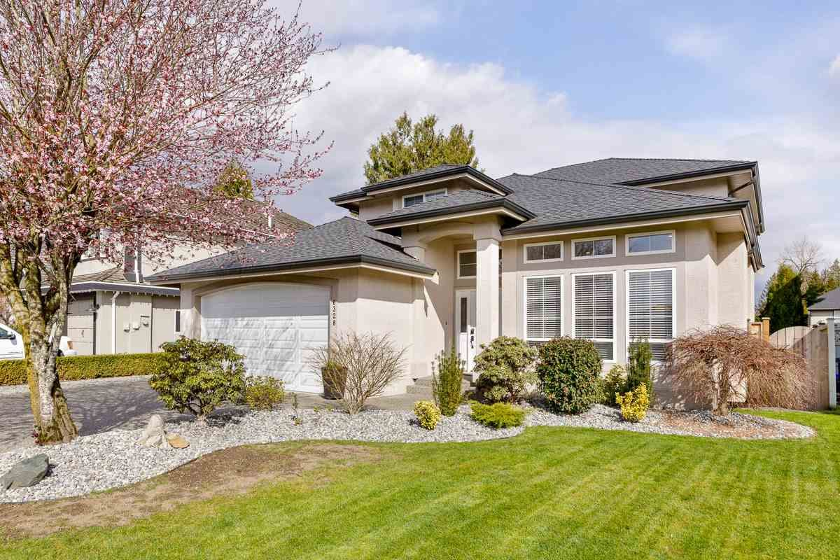 Main Photo: 6328 189A Street in Surrey: Cloverdale BC House for sale (Cloverdale)  : MLS®# R2558220