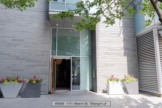 """Photo 2: 2606 1111 ALBERNI Street in Vancouver: West End VW Condo for sale in """"Shangri-La Vancouver"""" (Vancouver West)  : MLS®# R2478466"""