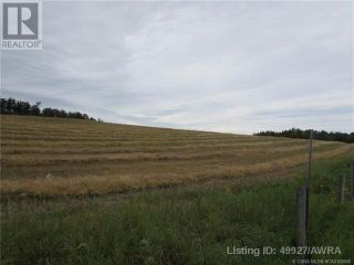 Photo 1: RR80 S HIGHWAY 43 in Rural Lac Ste. Anne County: Vacant Land for sale : MLS®# AW49927