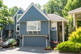 Photo 1: 3355 FLAGSTAFF PLACE in Vancouver East: Champlain Heights Condo for sale ()  : MLS®# V1123882