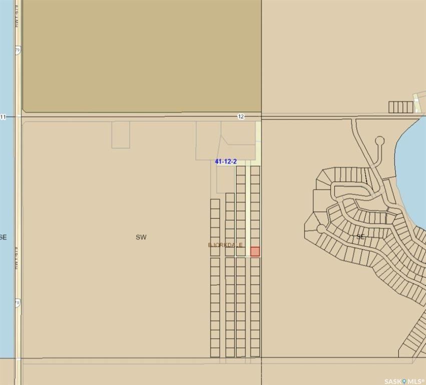 Main Photo: 137 Marean Street in Marean Lake: Lot/Land for sale : MLS®# SK788463