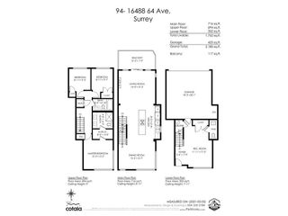 """Photo 40: 94 16488 64 Avenue in Surrey: Cloverdale BC Townhouse for sale in """"Harvest"""" (Cloverdale)  : MLS®# R2576907"""