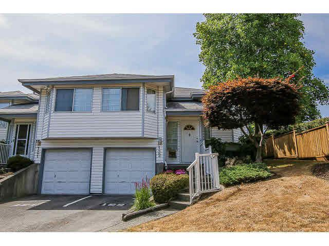 """Main Photo: 122 12233 92ND Avenue in Surrey: Queen Mary Park Surrey Townhouse for sale in """"ORCHARD LAKE"""" : MLS®# F1447026"""
