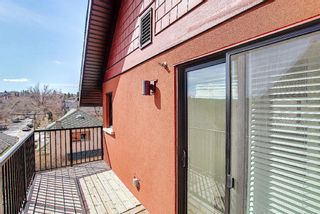 Photo 40: 202 1818 14A Street SW in Calgary: Bankview Row/Townhouse for sale : MLS®# A1100804