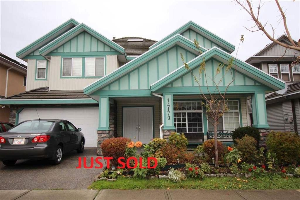 Main Photo: 14179 64a in surrey: House for sale : MLS®# R2015143