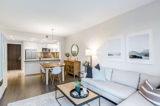 """Photo 1: 207 255 W 1ST Street in North Vancouver: Lower Lonsdale Condo for sale in """"West Quay"""" : MLS®# R2603882"""