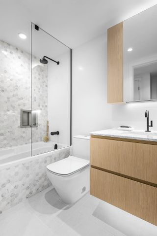 """Photo 7: 1702E 1365 DAVIE Street in Vancouver: West End VW Condo for sale in """"MIRABEL"""" (Vancouver West)  : MLS®# R2622728"""
