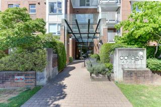 """Photo 2: 308 4723 DAWSON Street in Burnaby: Brentwood Park Condo for sale in """"COLLAGE BY POLYGON"""" (Burnaby North)  : MLS®# R2590721"""